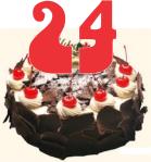 tart 24